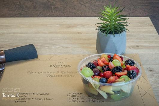 Szezonális gyümölcssaláta