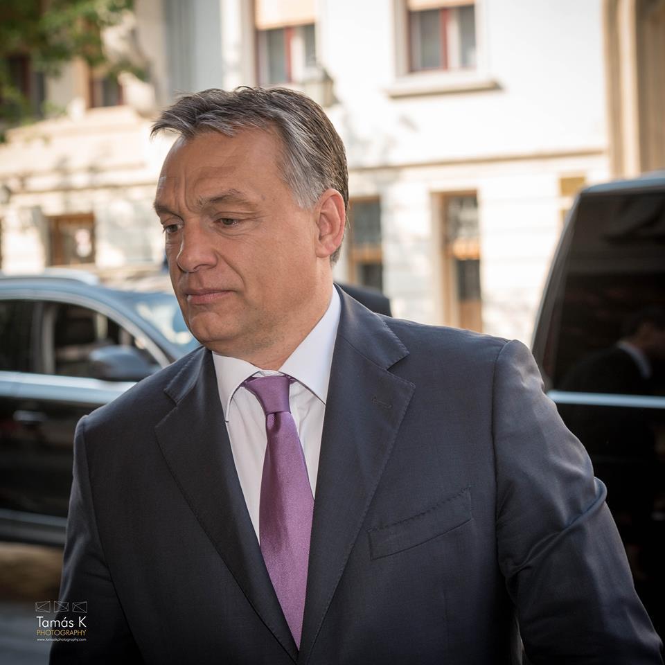 Viktor Orbán - Prime Minister