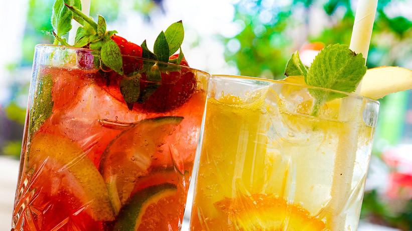 Frissítő italok