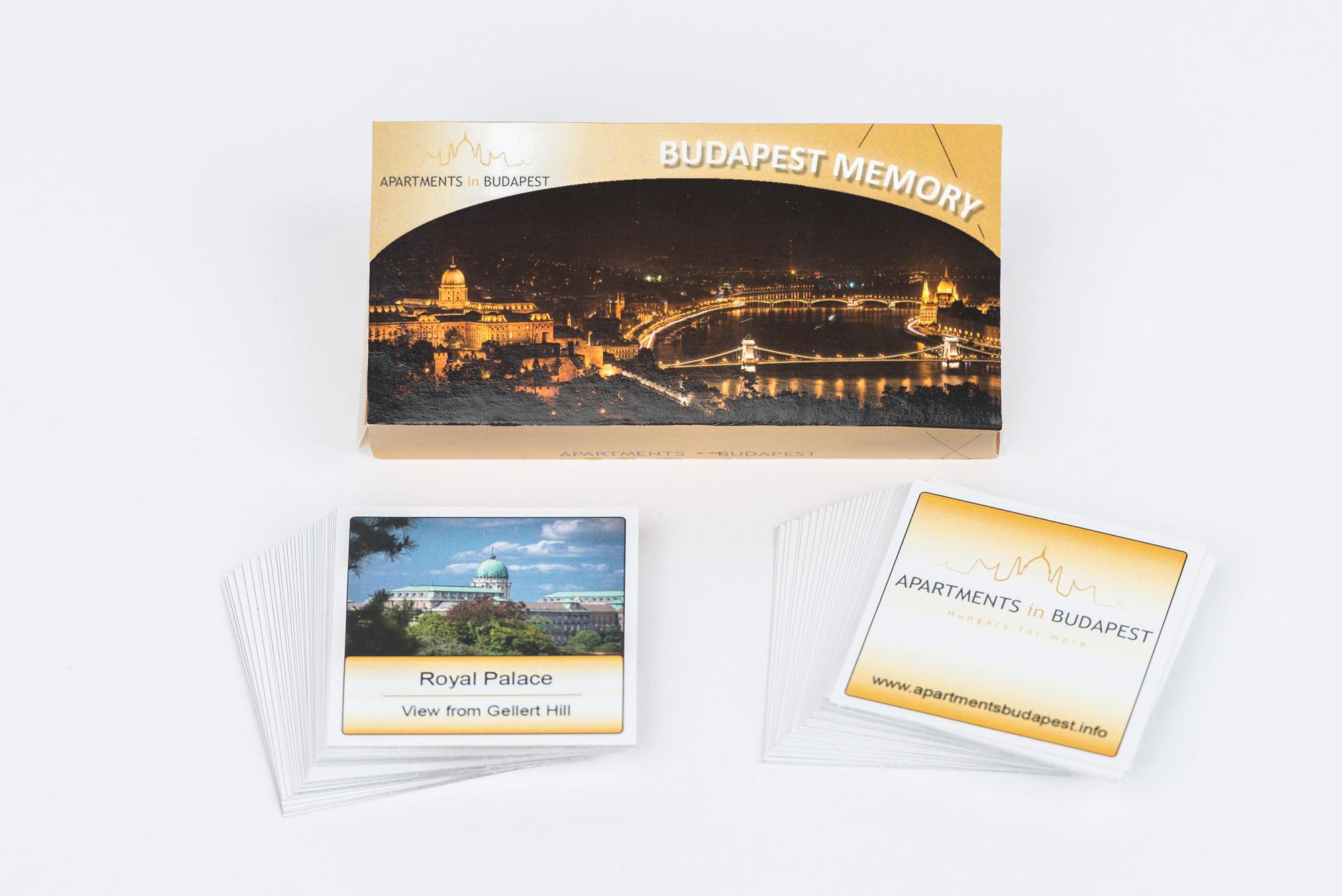 Budapest Memory Game