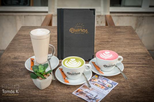 Kávékülönlegességek a Brunch Bistroban