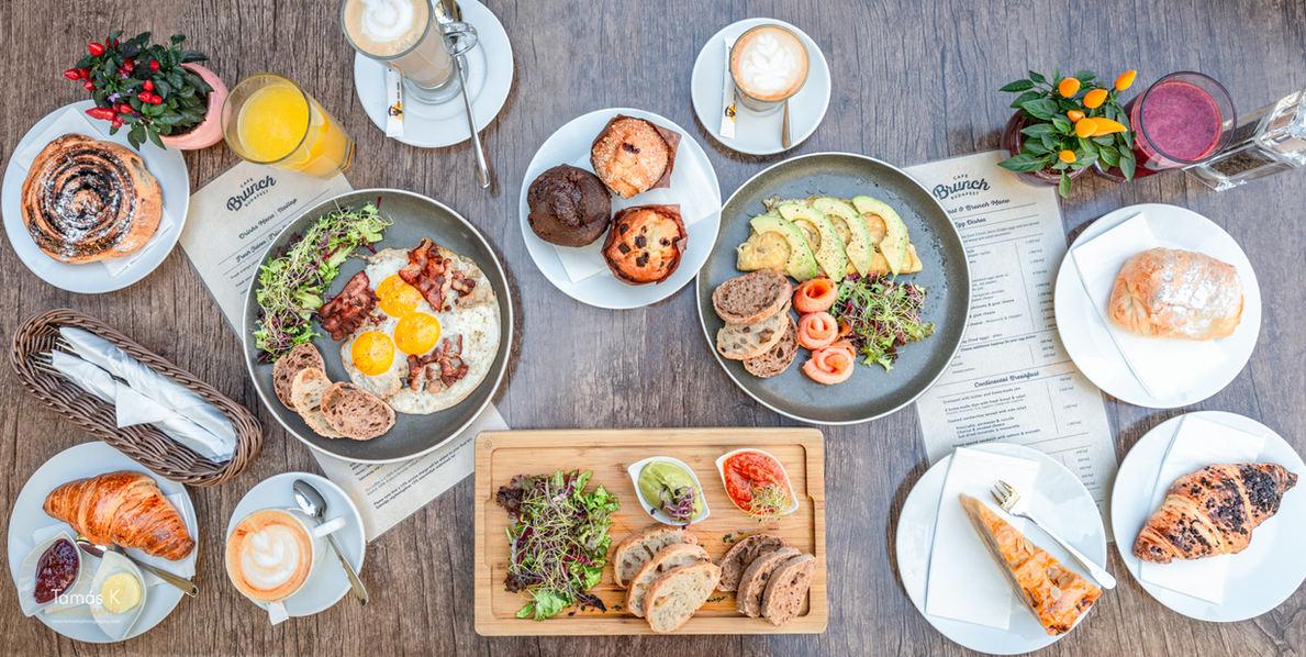 Cafe Brunch Budapest - reggeli, ebéd és vacsora egy helyen