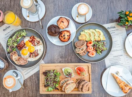 Breakfast or Brunch in Budapest