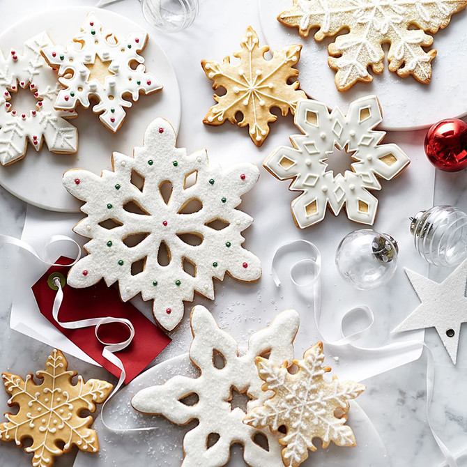 廚房吹起聖誕風