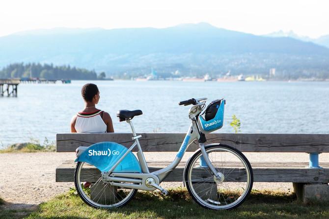 「環保•潮流」共享單車