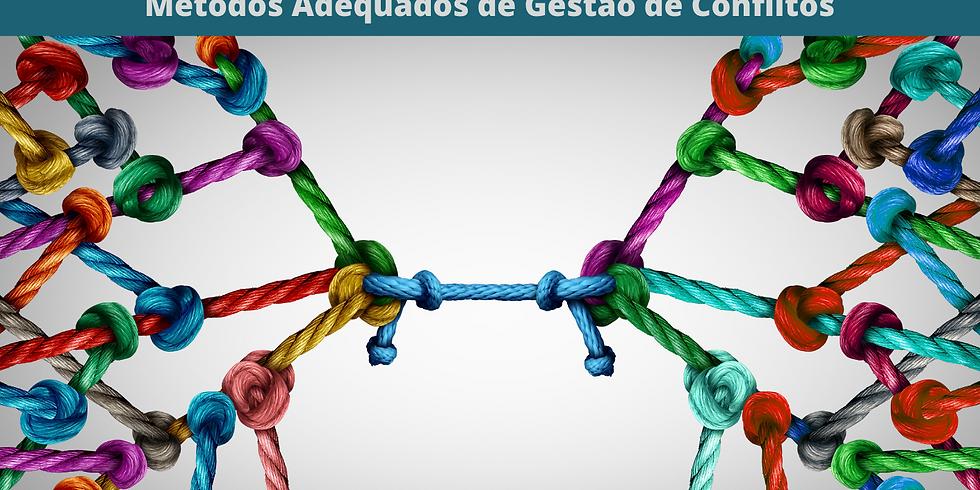 Lançamento on-line da obra Métodos adequados de gestão de conflitos: a serviço da pacificação e humanização da justiça