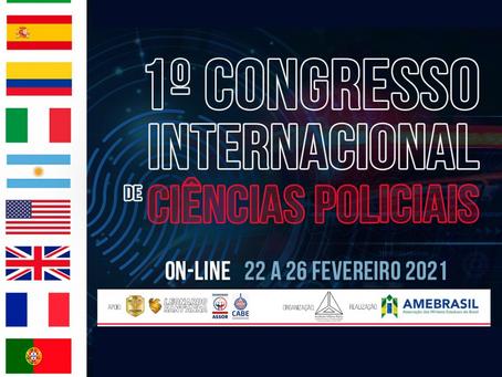 1º Congresso Internacional On-line de Ciências Policiais