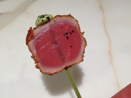 Tuna and Wasabi