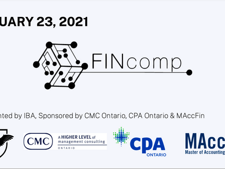 Finish Strong with IBA! FinComp 2021