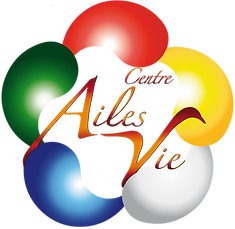 Logo centre transparent ©Centre Ailes Vi