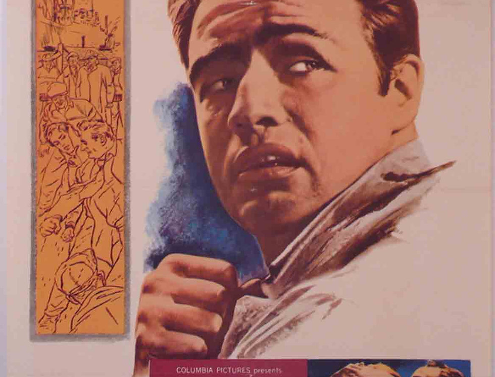 On the Waterfront 1954 (Re-release 1961)