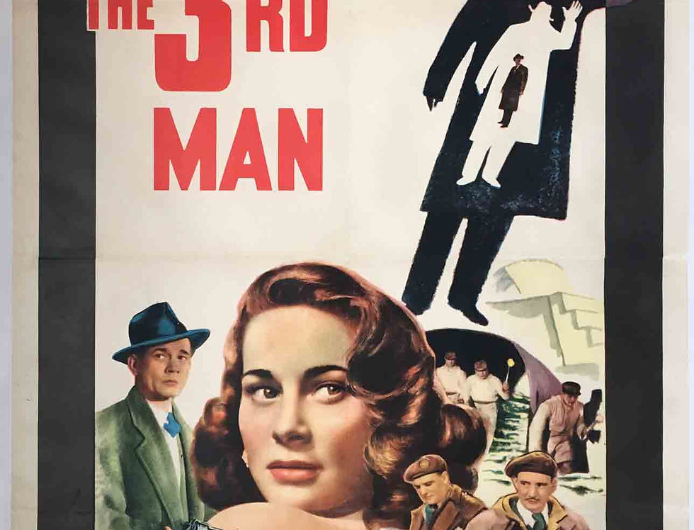 Third Man, The 1949 (Re-release 1954 )