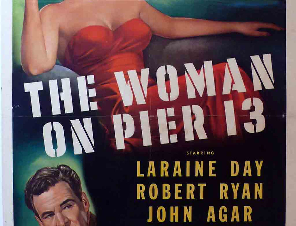 Woman on Pier 13, The (1949)