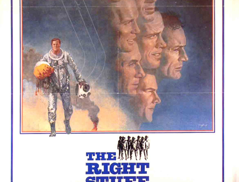 Right Stuff, The (1983)