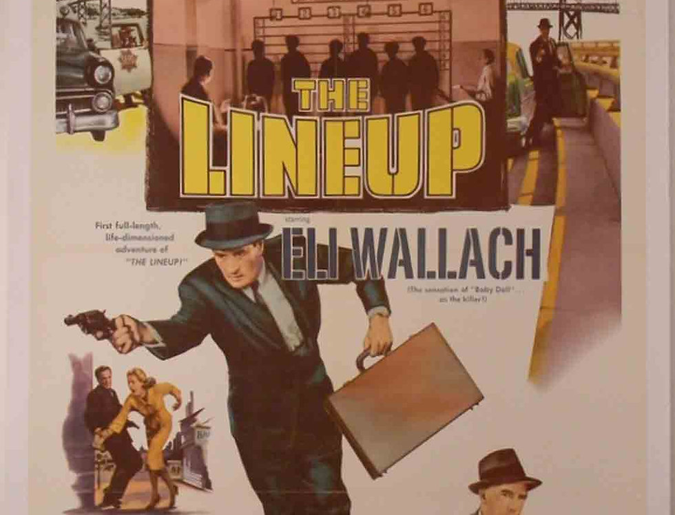 Line-Up, The (1958)
