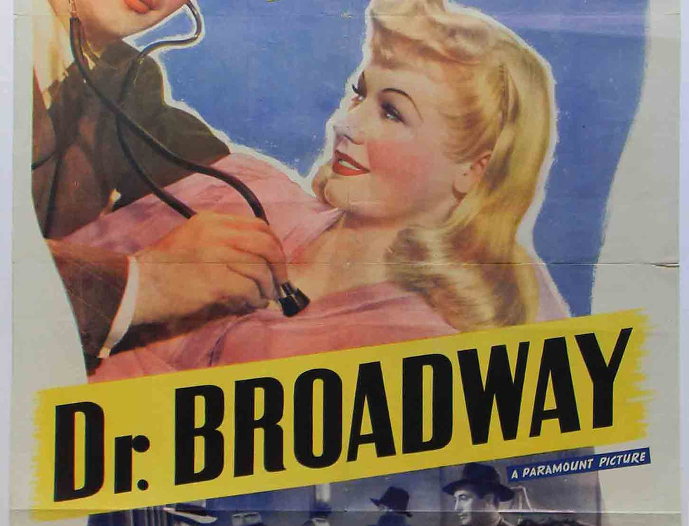 Dr. Broadway (1942)