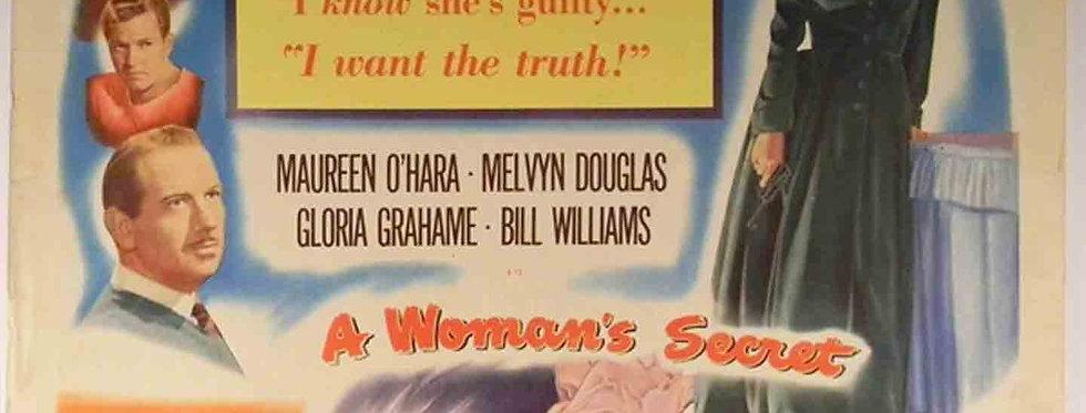 Woman's Secret, A (1949)