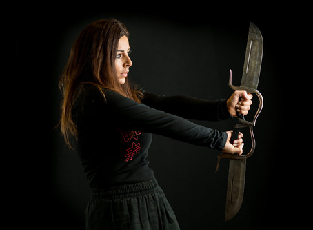 Fight Like a Woman – Si-Fu Della O'Sullivan, Wing Tsun Master