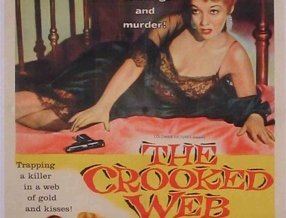 Crooked Web, The (1955)