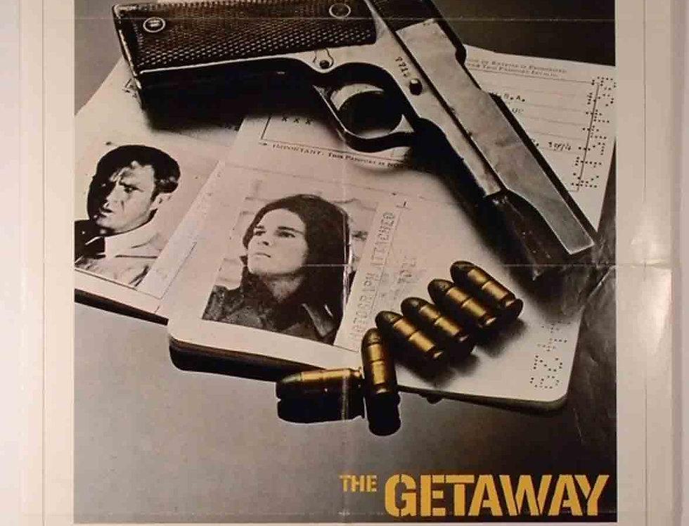 Getaway The  (1972)