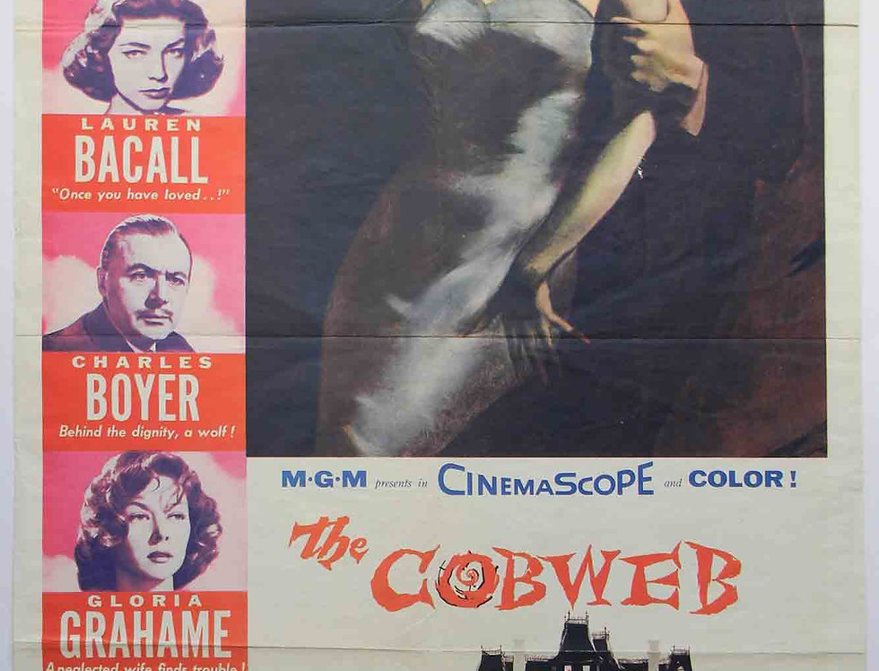 Cobweb, The (1955)