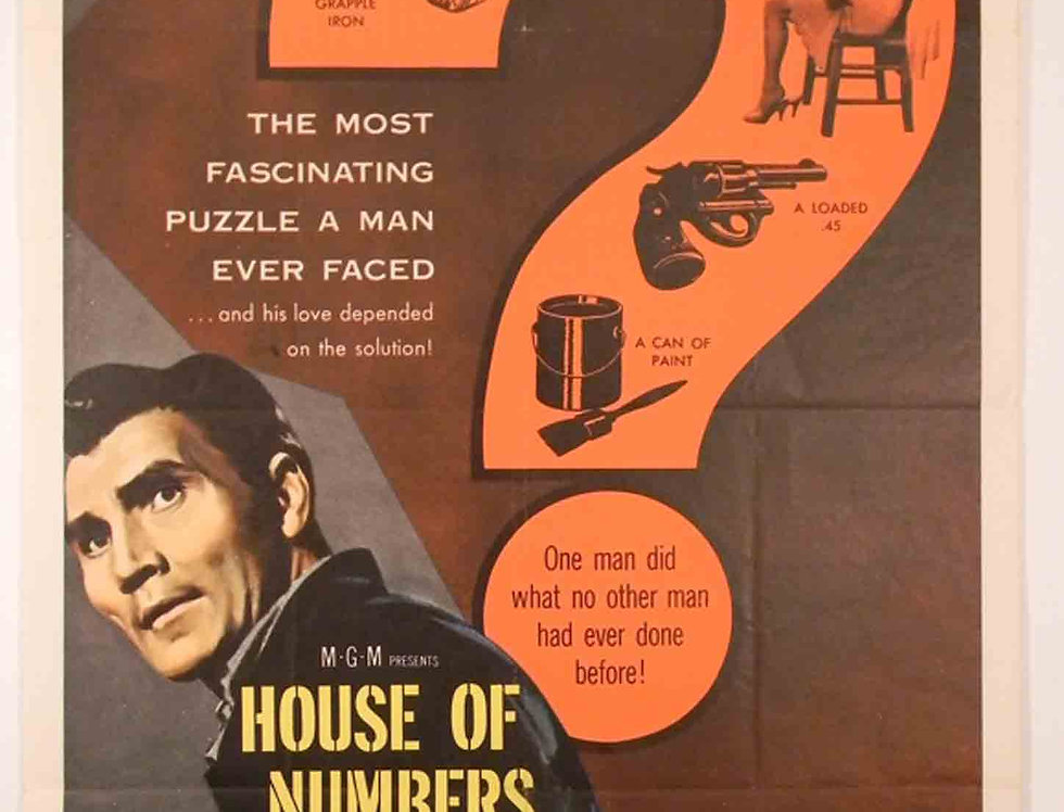 House of Numbers (1957)