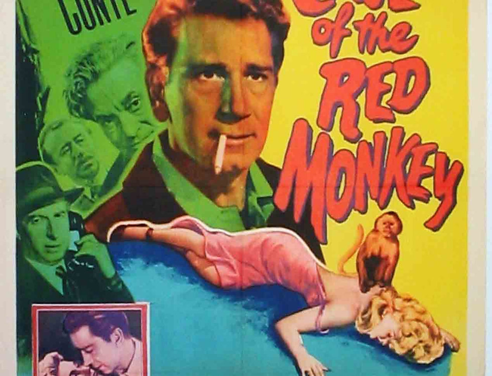 Case of the Red Monkey (1955)