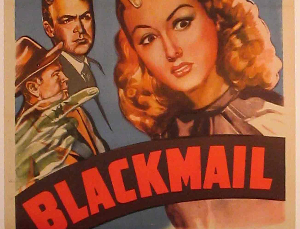 Blackmail (1947)