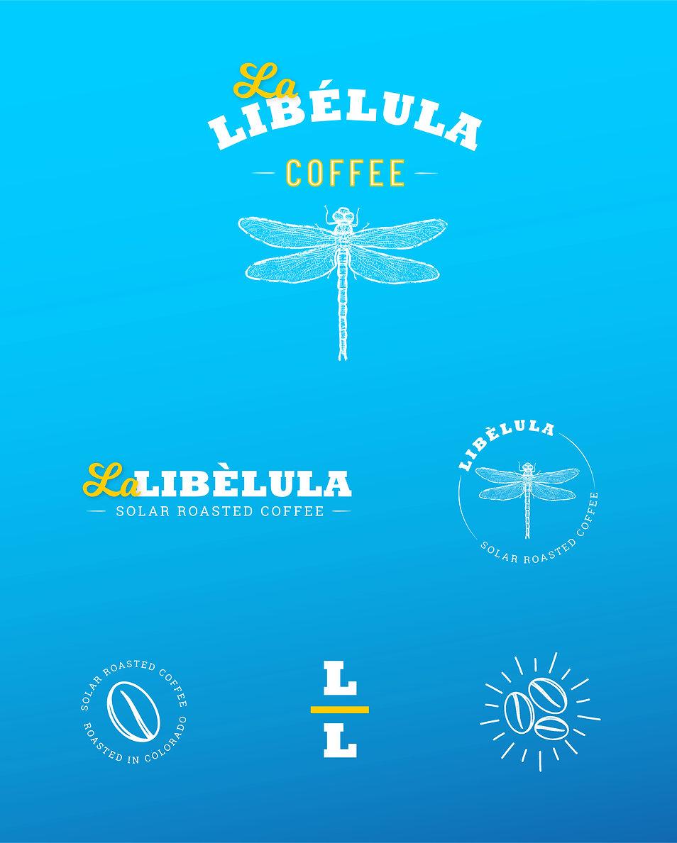 La Libelula Coffee Branding