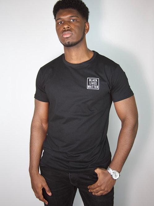 MEN'S BLACK LIVES MATTER TEE