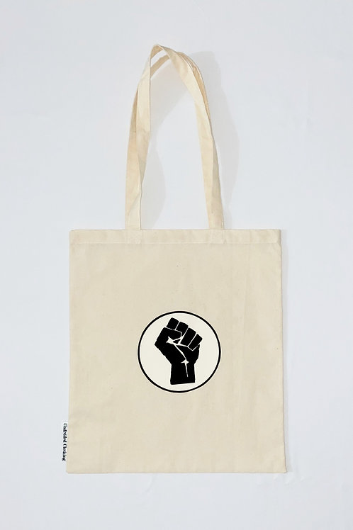 POWER TOTE BAG - Ecru