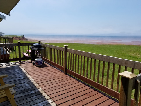 Blue Spruces Cottages with a view in PEI