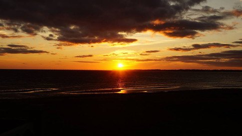Sunset at Blue Spruces PEI