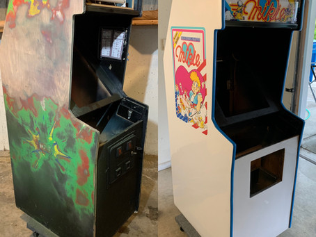 Putting Laminate On Your Arcade Cabinet