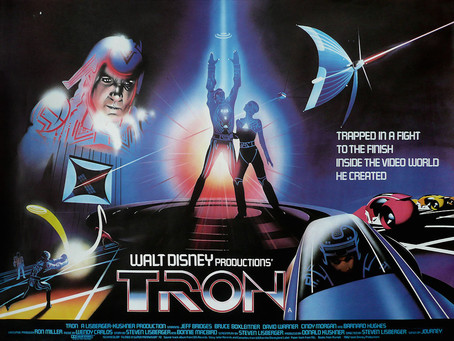 Why Tron is Still the Best Movie Ever Made About Video Games