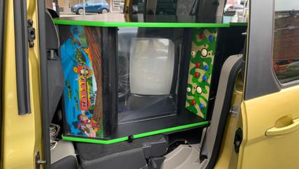 Atari Liberator / Cabal Pickup