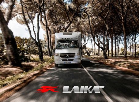 Autocaravanas Europeas, nuevo distribuidor de LAIKA en 2020