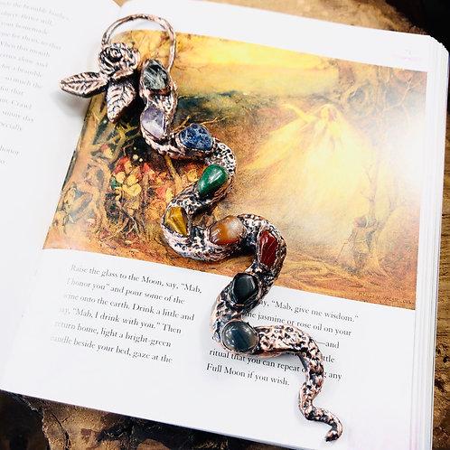 Custom Kundalini Serpent Talisman