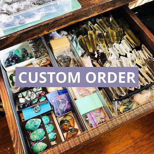 Custom for Simon