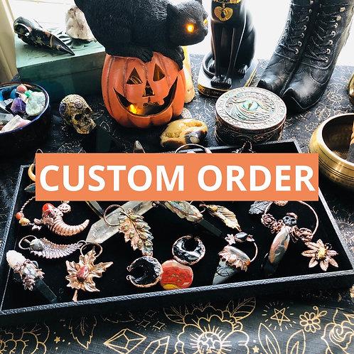Custom Chain for Valerie