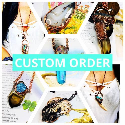 Custom for Kat