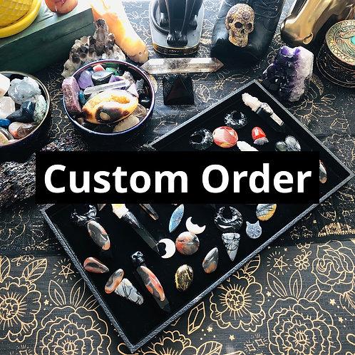 Custom Pendant for Melissa