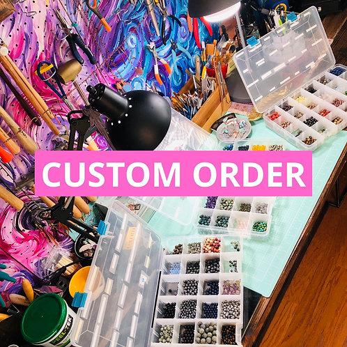 Custom Talisman for Mahina