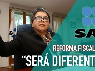 Propuesta inicial de Reforma Fiscal 2022