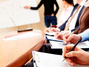 La importancia de la capacitación en la empresa.