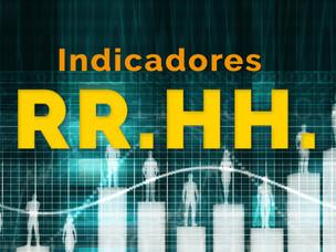 ¿Qué indicadores son importantes en la gestión de nóminas y recursos humanos?