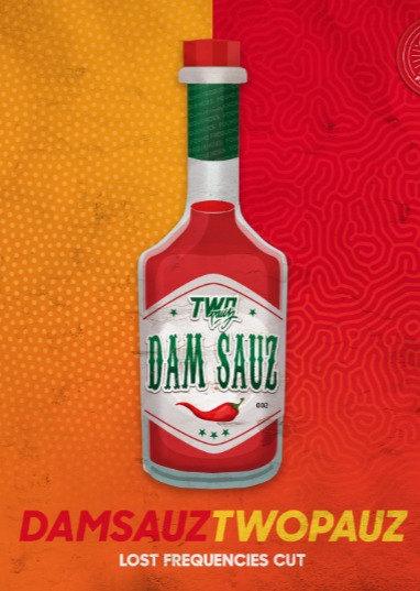Dam Sauz-Two Pauz (Lost frequencies cut)