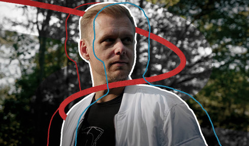 Armin van Buuren-Music video