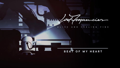 Beat of my heart- Lost frequencies