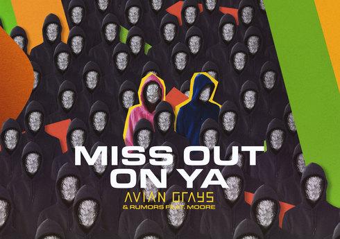 AVIAN GRAYS & RUMORS feat. Moore - Miss